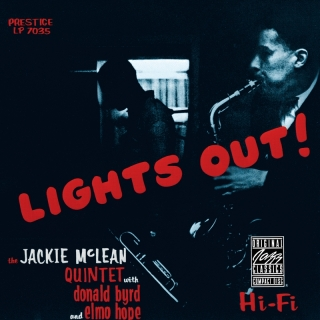 Lights Out! - Jackie McLean Quintet