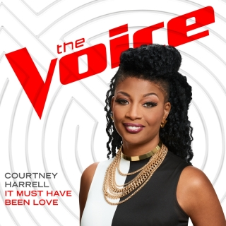 It Must Have Been Love - Courtney Harrell