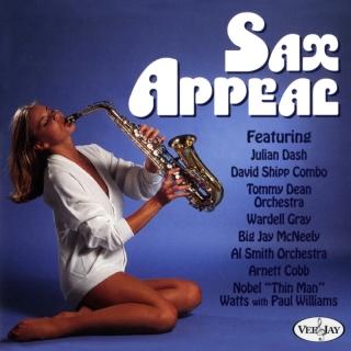 Sax Appeal - Julian Dash, Julian Dash, Julian Dash, Julian Dash, Julian Dash
