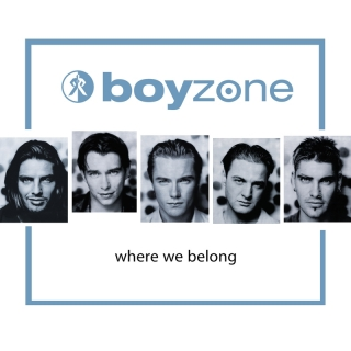 Where We Belong - Boyzone