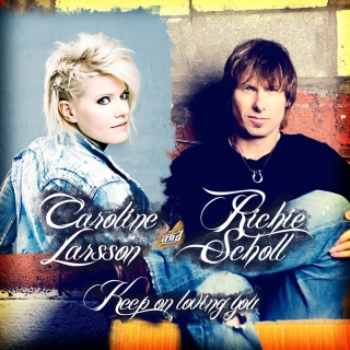 Keep On Loving You - Caroline Larsson