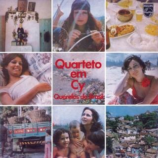 Querelas Do Brasil - Quarteto Em Cy