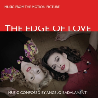 The Edge Of Love - Angelo Badalamenti
