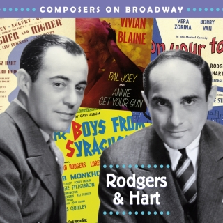 Composers On Broadway: Rodgers - Various ArtistsVarious ArtistsVarious Artists 1