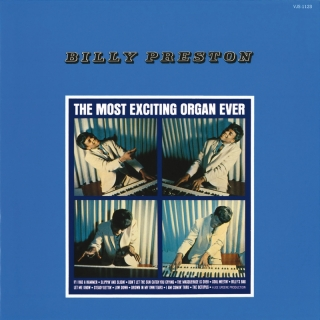 The Most Exciting Organ Ever - Billy Preston