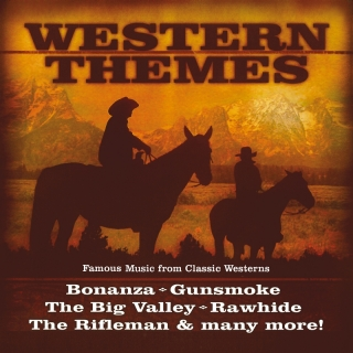 Western Themes Famous Music Fr - Jim Hendricks