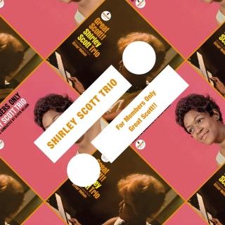 For Members Only / Great Scott - Shirley Scott