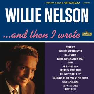 And Then I Wrote - Willie Nelson