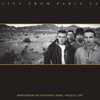 Live From Paris - U2