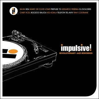 Impulsive! Revolutionary Jazz - George Russell