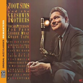 Zoot Sims And The Gershwin Bro - Zoot Sims