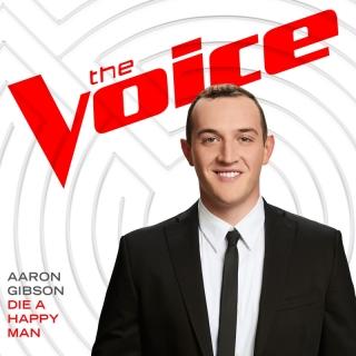 Die A Happy Man - Aaron Gibson