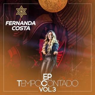 Tempo Contado - EP - Fernanda Costa