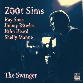 The Swinger - Zoot Sims
