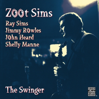 The Swinger - Zoot Sims