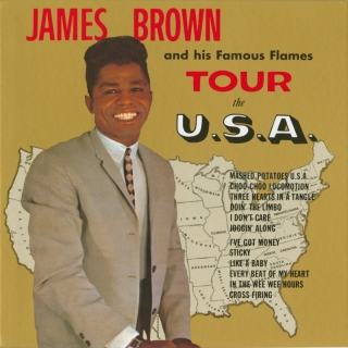 James Brown And His Famous Fla - James Brown