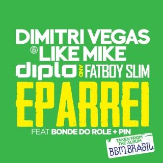 Eparrei - Dimitri Vegas & Like Mike