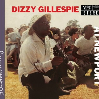 At Newport - Dizzy Gillespie