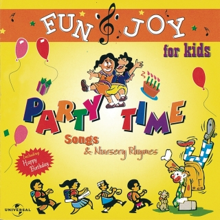 Party Time Songs & Nursery Rhy - Various Artists, Various Artists, Various Artists 1