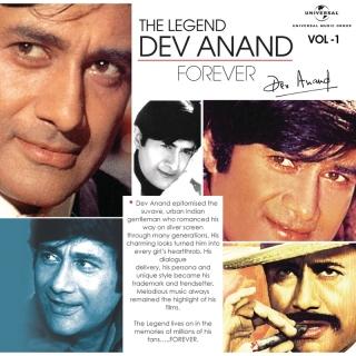 The Legend Forever - Dev Anand - Kalyanji Anandji