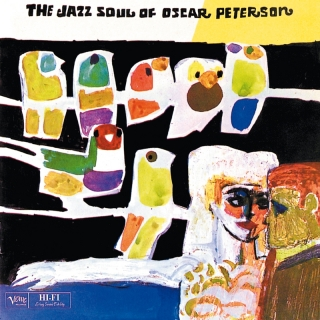 The Jazz Soul Of Oscar Peterso - Oscar Peterson
