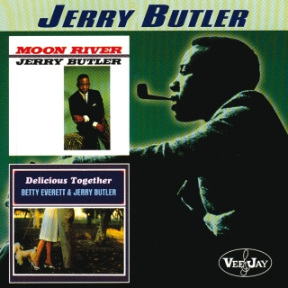 Moon River / Delicious Togethe - Jerry Butler