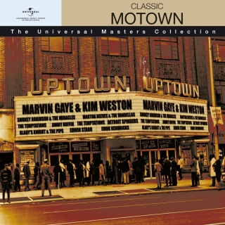 Classic Motown - Marvin Gaye