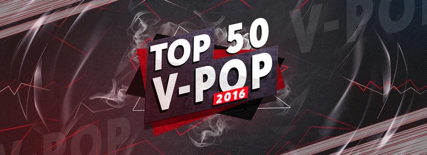 Top Vpop 2016