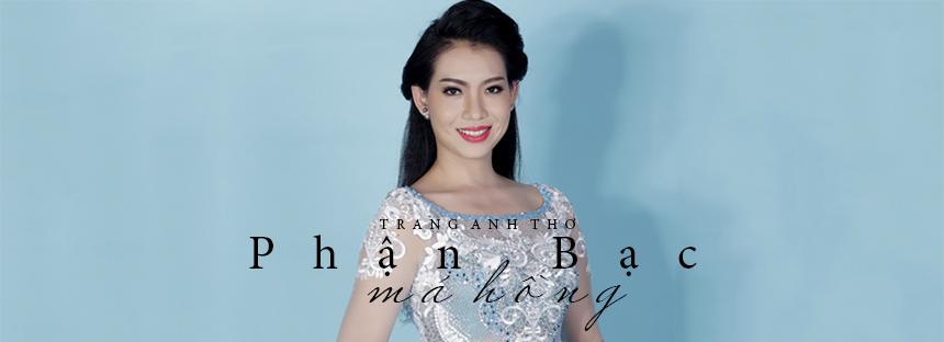 Trang Anh Thơ - Phận Bạc Má Hồng (MV)