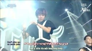 Bing Bing Bing (Inkigayo 24.08.14) (Vietsub)  - JJCC