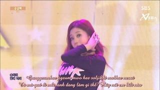 Like (Inkigayo 14.06.15) (Vietsub) - CLC