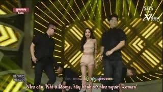 Mama Mia (Inkigayo 07.09.14) (Vietsub) - Kara