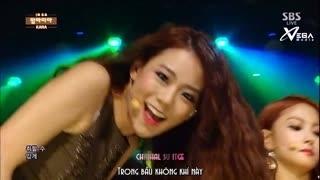 Mama Mia (Inkigayo 31.08.14) (Vietsub) - Kara