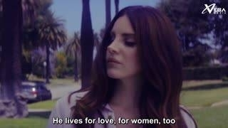 Shades Of Cool (Engsub) - Lana Del Rey