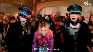 Bitch I'm Madonna (Engsub) - Madonna, Nicki Minaj