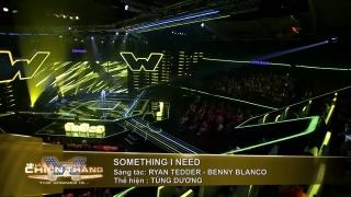 Something I Need - Tùng Dương (Tôi Là Người Chiến Thắng - The Winner Is 3 - Live 03) - Various Artists, Various Artists, Various Artists 1