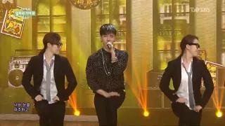 Gotta Go To Work, YeY, No.1 (Inkigayo 02.08.15) - Beast