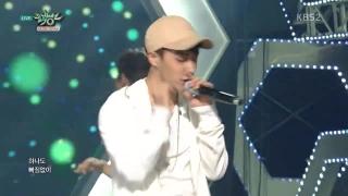 YeY (Music Bank 07.08.15) - Beast