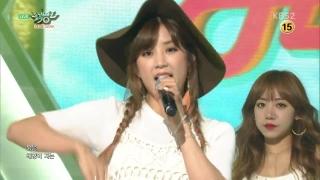 Remember (Music Bank 07.08.15) - Apink