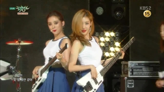 I Feel You (Music Bank 14.08.15) - Wonder Girls