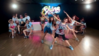 SHINE YOUR LIGHT (Dance Cover) - Various Artists, Min St319