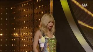 Because I'm The Best (Roll Deep) (Inkigayo 06.09.15) - HyunA