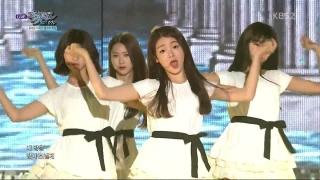 Closer (Music Bank 09.10.15) - Oh My Girl