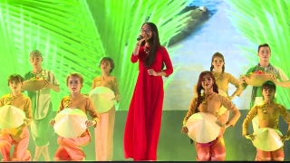 Hành Trình Trên Đất Phù Sa (Đại Nhạc Hội Unilever) - Phương Mỹ Chi