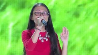 Quê Hương (Đại Nhạc Hội Unilever) - Phương Mỹ Chi