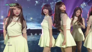 Closer (Music Bank 23.10.15) - Oh My Girl