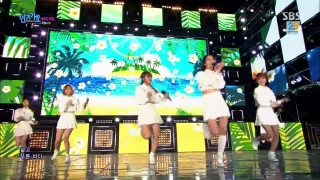 Remember (Inkigayo 01.11.15) - A Pink