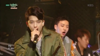 Young Wild & Free (Music Bank 20.11.15) - B.A.P