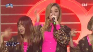 Hot Pink (Inkigayo 29.11.15) - EXID