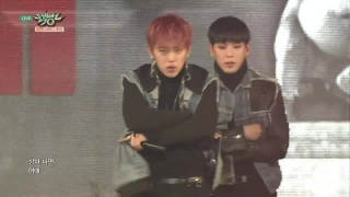 Young Wild & Free (Music Bank 27.11.15) - B.A.P